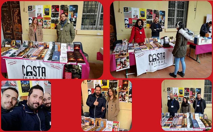 Casta Editore al Buk festival di Modena (13/14 Aprile 2019)